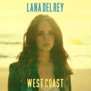 lana del rey west coast cover