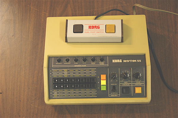 korg rhythm 55