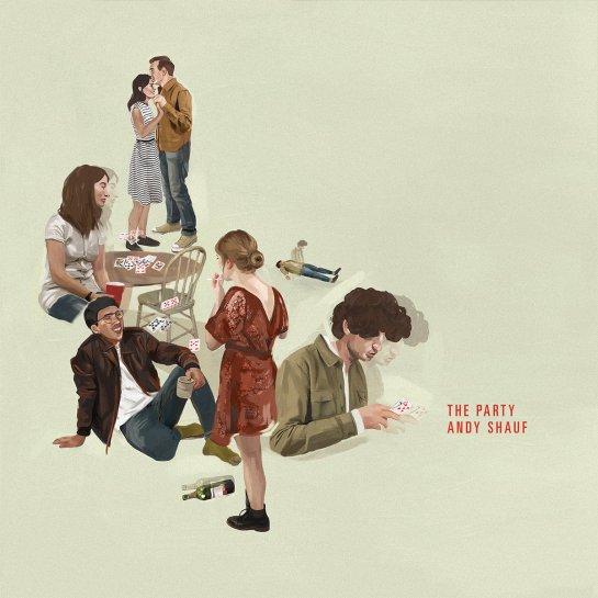 andy shauf the party