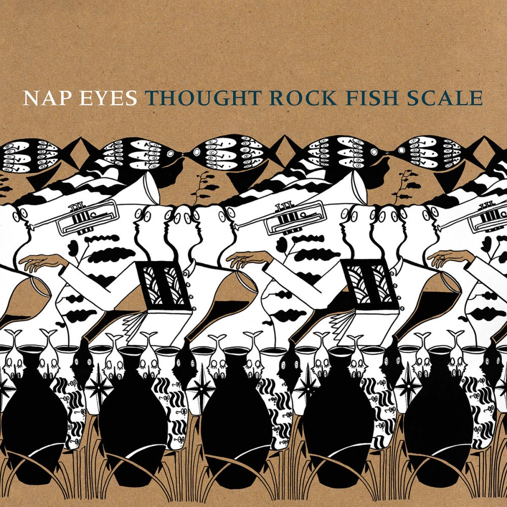 nap eyes thought rock fish scale cover